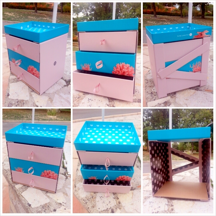 meuble Glossybox