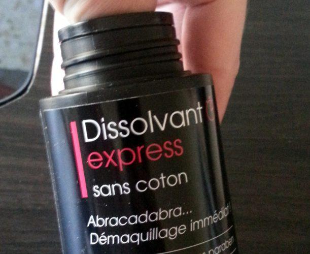 dissolvant