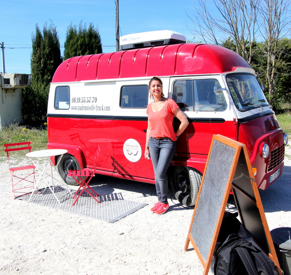 Mademoiselle Beauty & Hair Truck