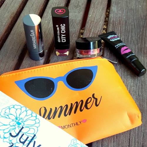 Lip Monthly juillet 2016