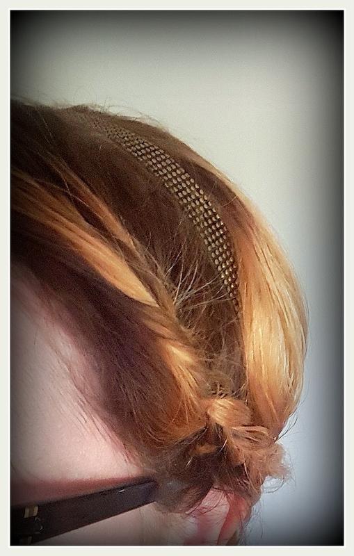 coiffure headband
