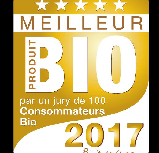 meilleur produit bio 2017