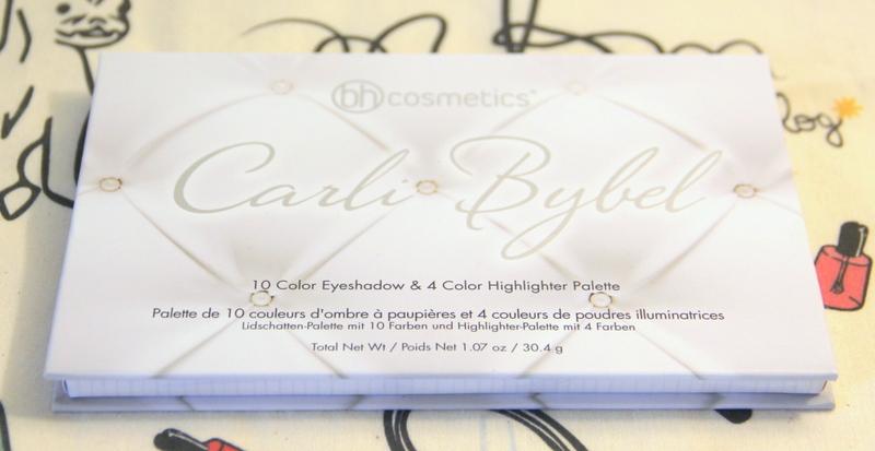 Carli byble bh cosmetics