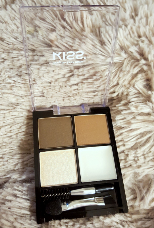 Beautiful Brow kit Kiss