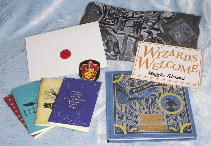 Harry Potter Lootcrate
