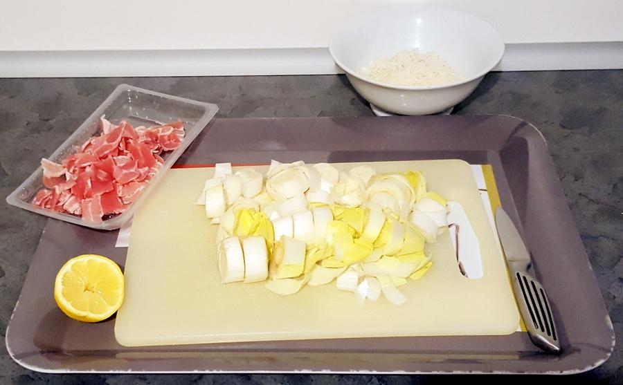 recette endives bacon