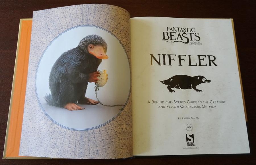 Les Animaux Fantastiques Niffler