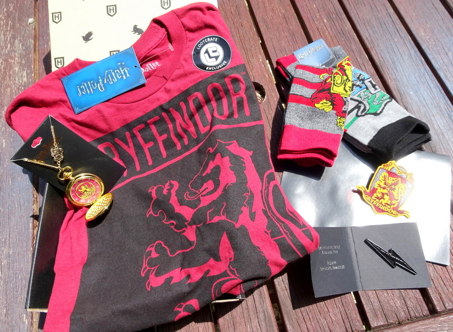 Wizarding World Loot Crate