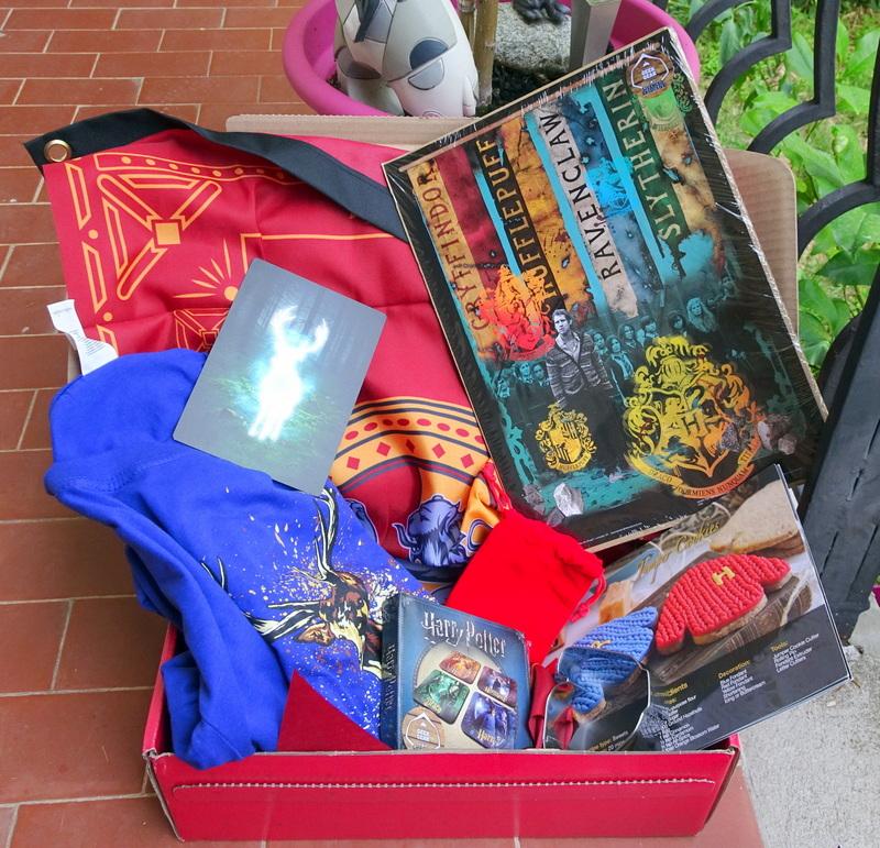 World of Wizardry Geek Gear box