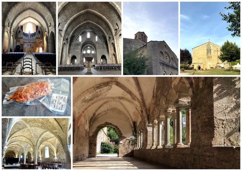 Abbaye de Sylvanes