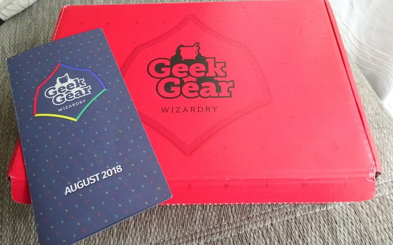 World of Wizardry Geek Gear