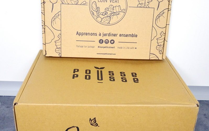 box jardinage bio